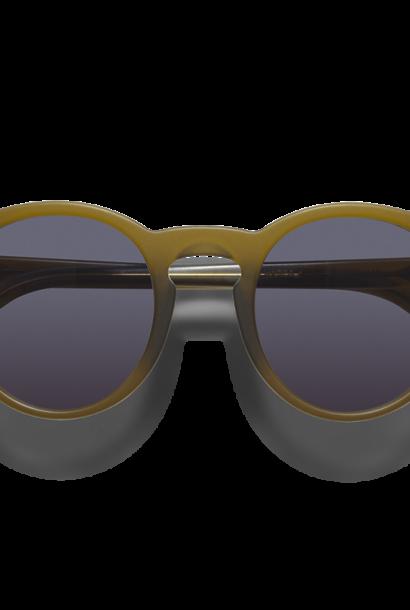 Vares Dark Green Sunglasses