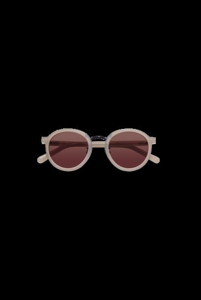 Loren Beige Sunglasses