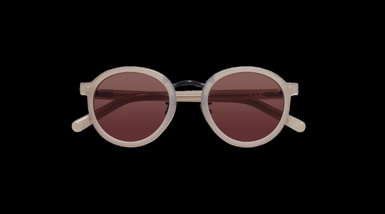 Loren Beige Sunglasses M115-1