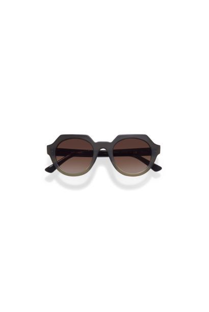 Ides Green Grandient Sunglasses