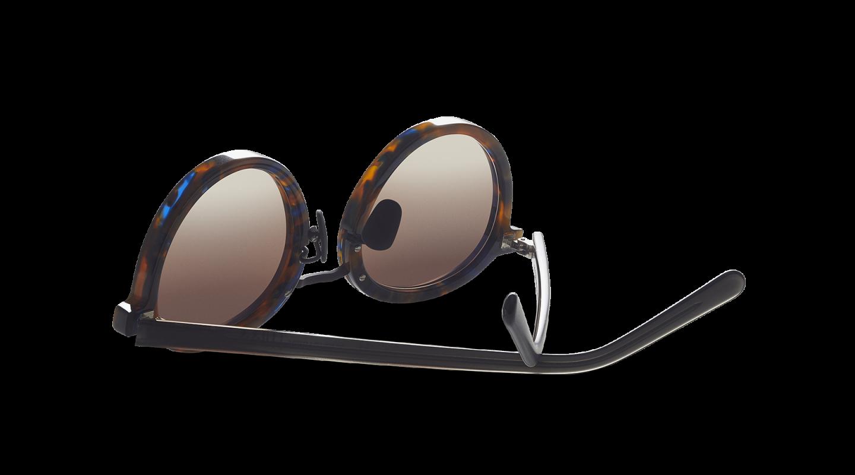 Loren Flame Brown Sunglasses-3
