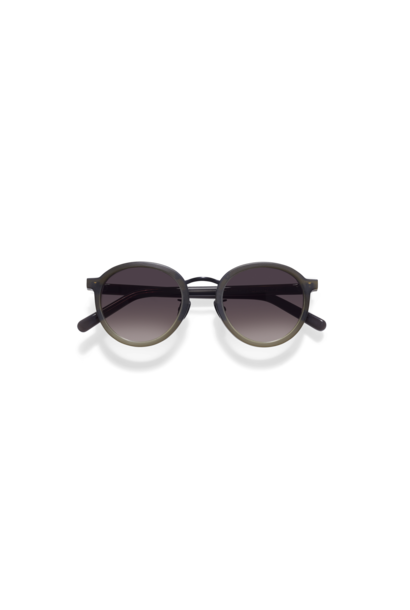 Loren Green Gradient Sunglasses