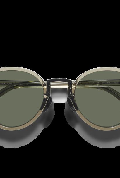Esti Light Green Japanese Sunglasses