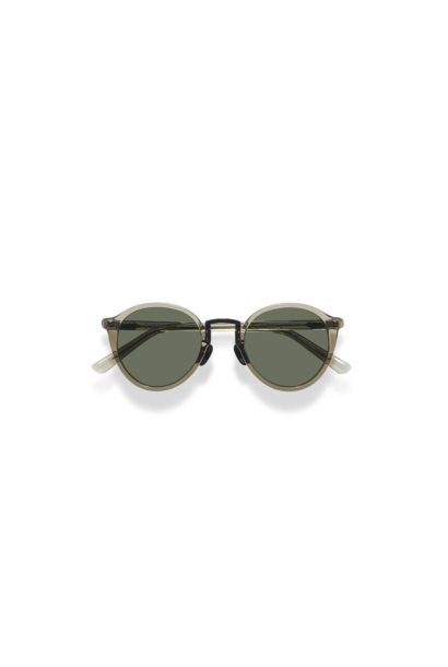 Esti Light Green Japanese Sunglasses