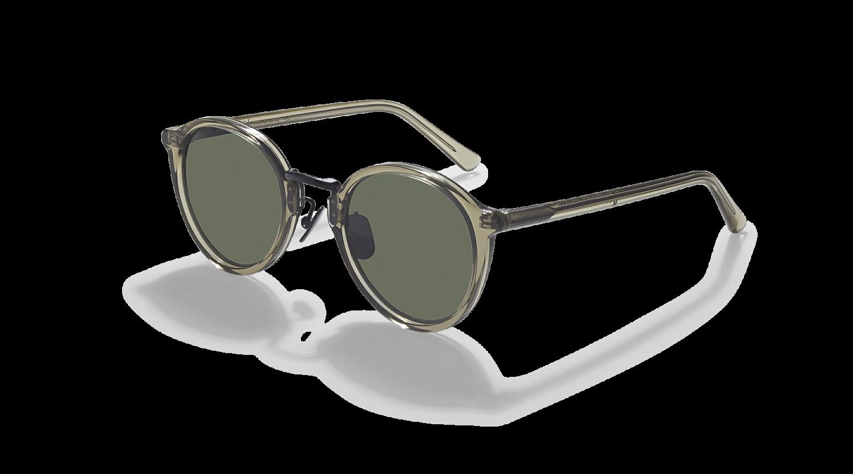 Esti Light Green Japanese Sunglasses-2