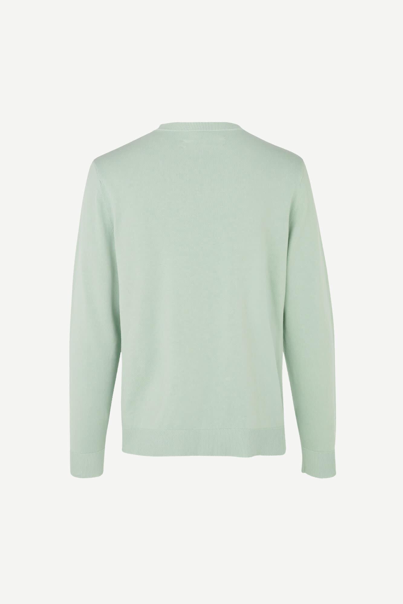 Ferris Frosty Green Crew Neck Sweatshirt-2