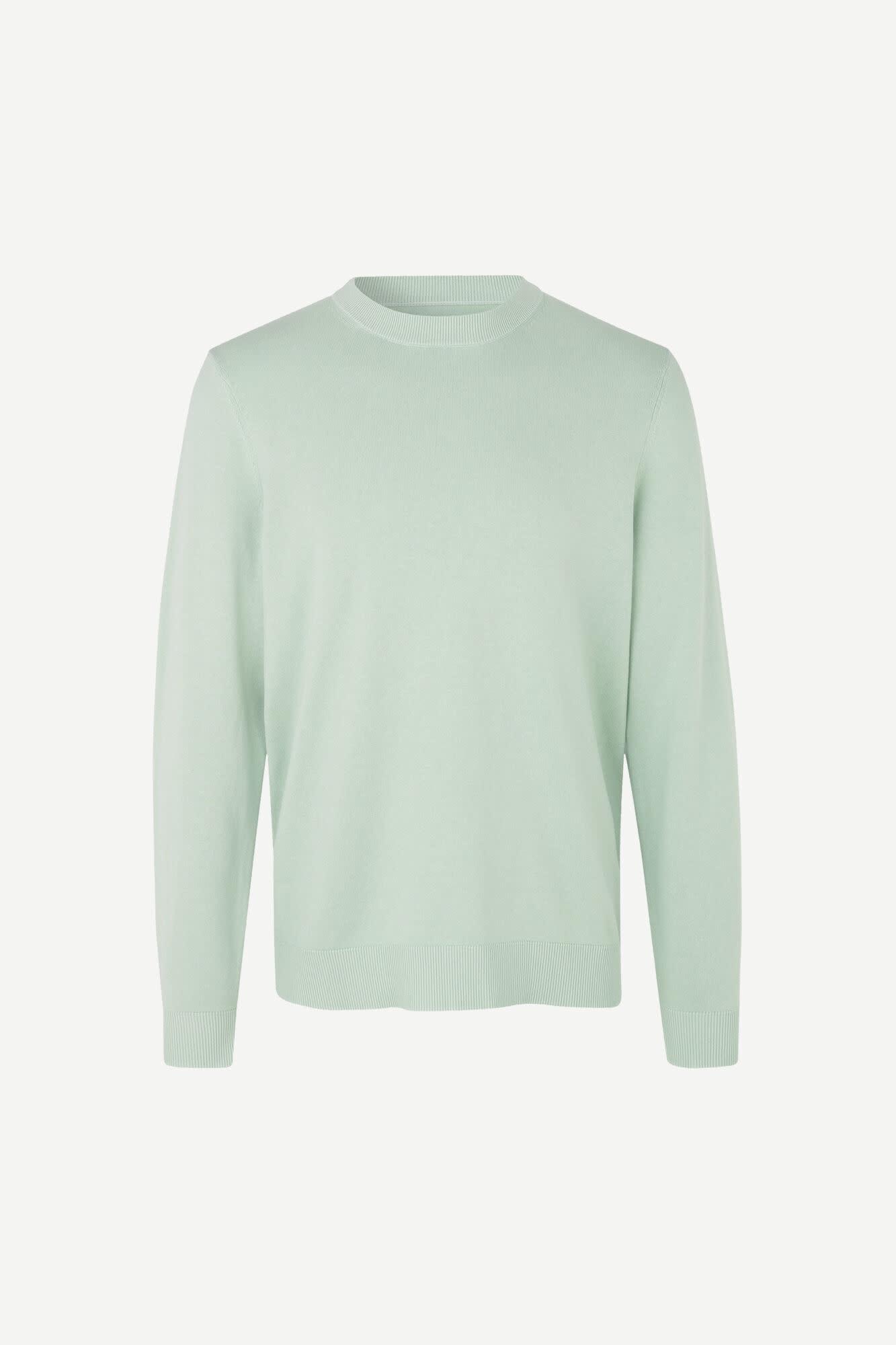 Ferris Frosty Green Crew Neck Sweatshirt-1