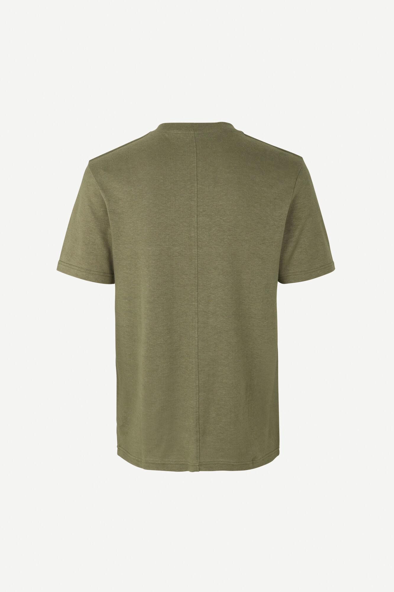 Ballum T-Shirt Deep Lichen Green-2
