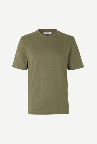 Ballum T-Shirt Deep Lichen Green