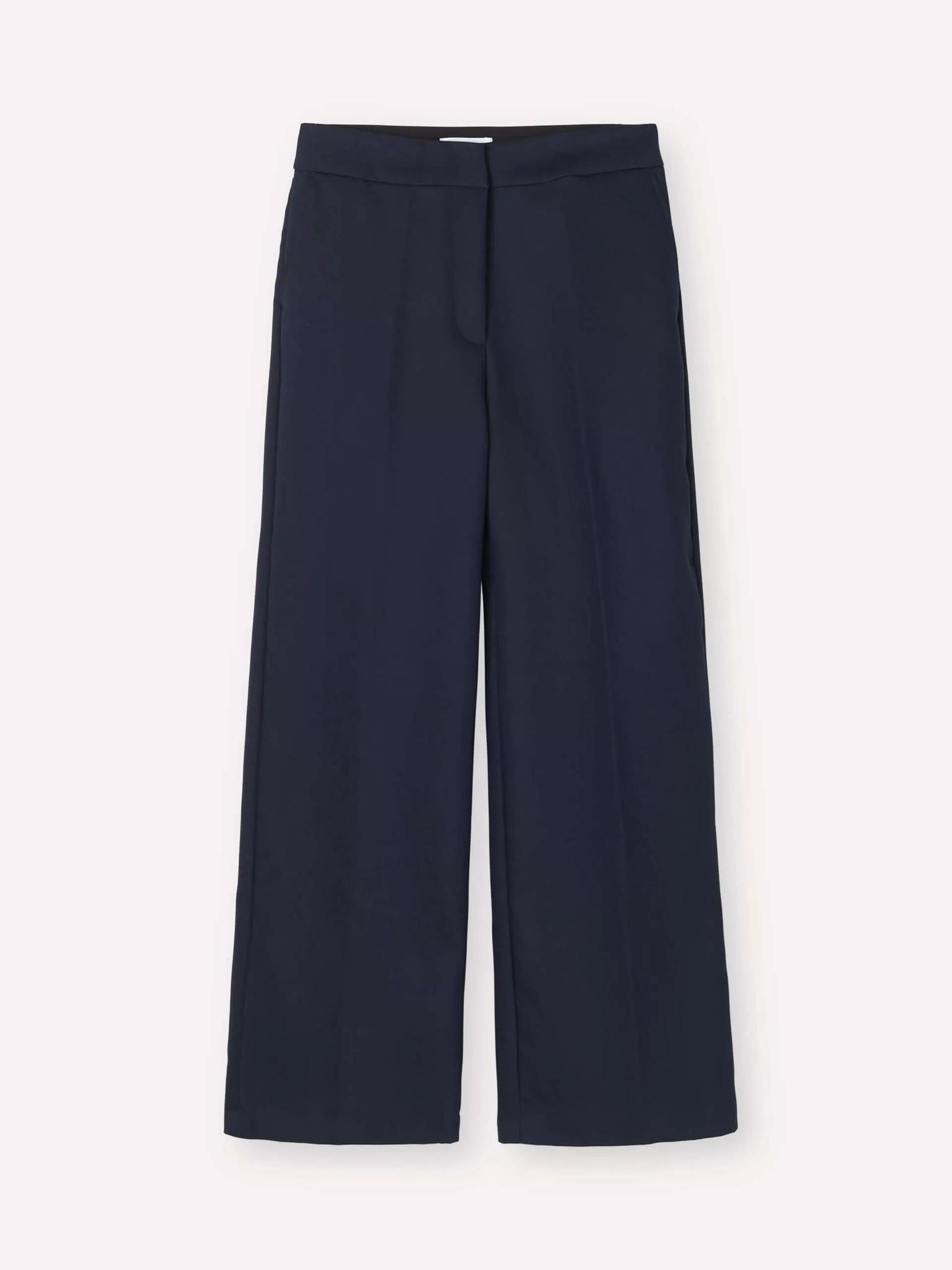 Lark Trousers Navy-1