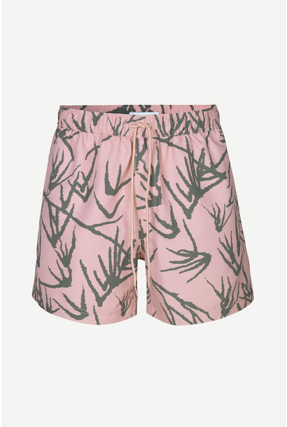Mason Swim Short Misty Rose Palm