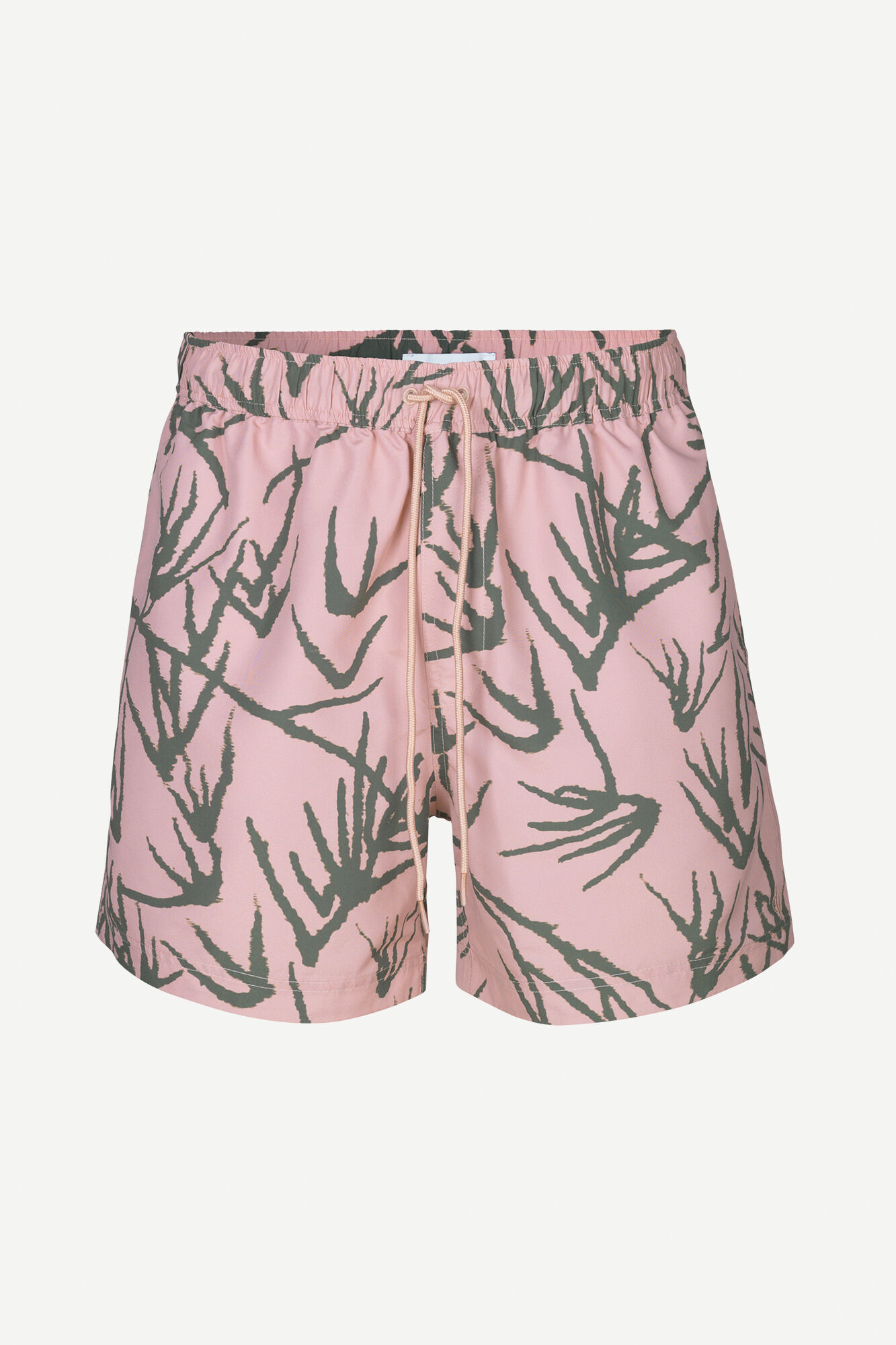 Mason Swim Short Misty Rose Palm-1