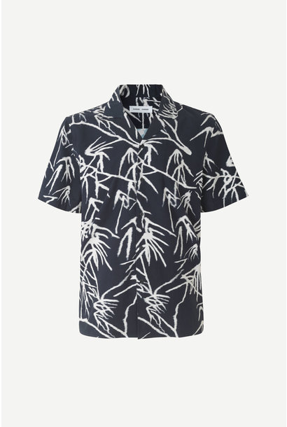 Einar SX Short Sleeve Shirt Night Sky Palm 10527