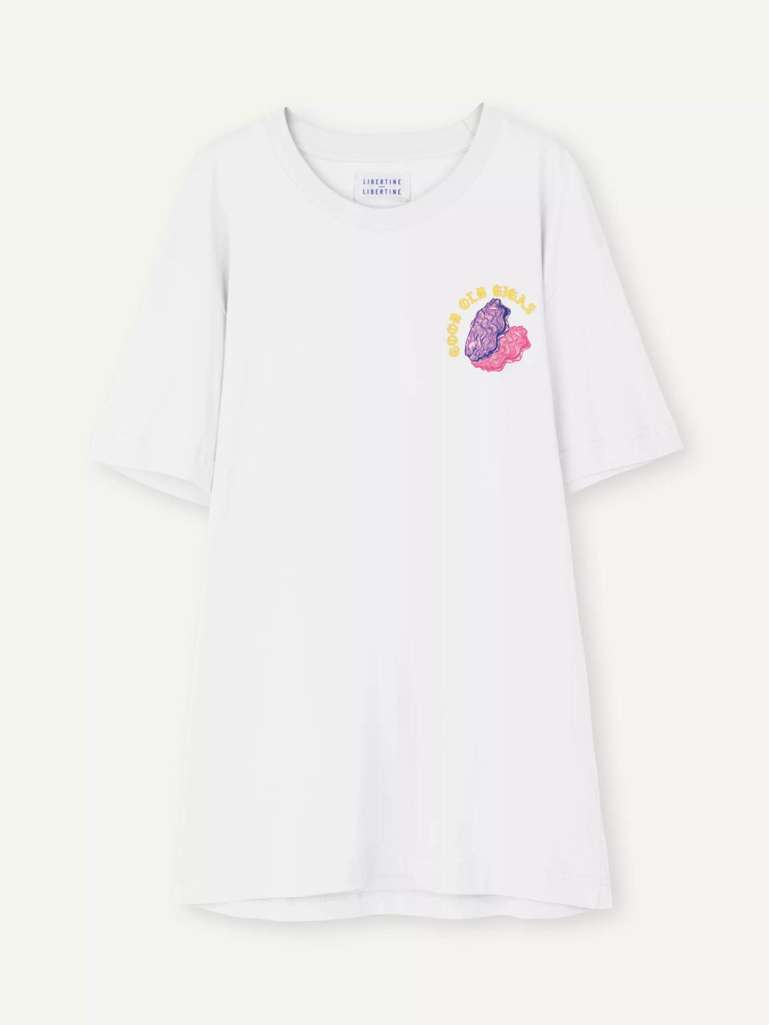 Beat Gigas T-Shirt White-1