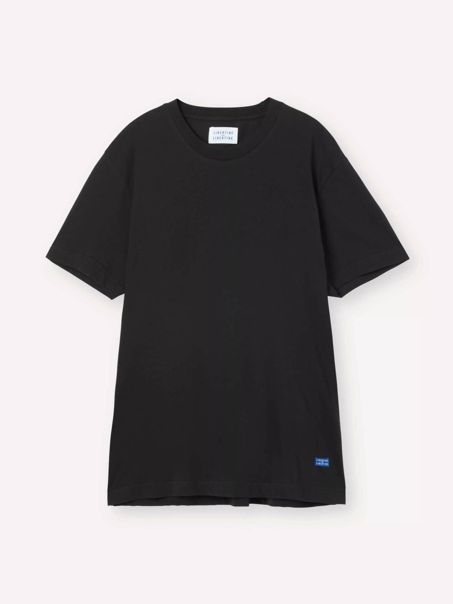 Beat Logo T-Shirt Black-1