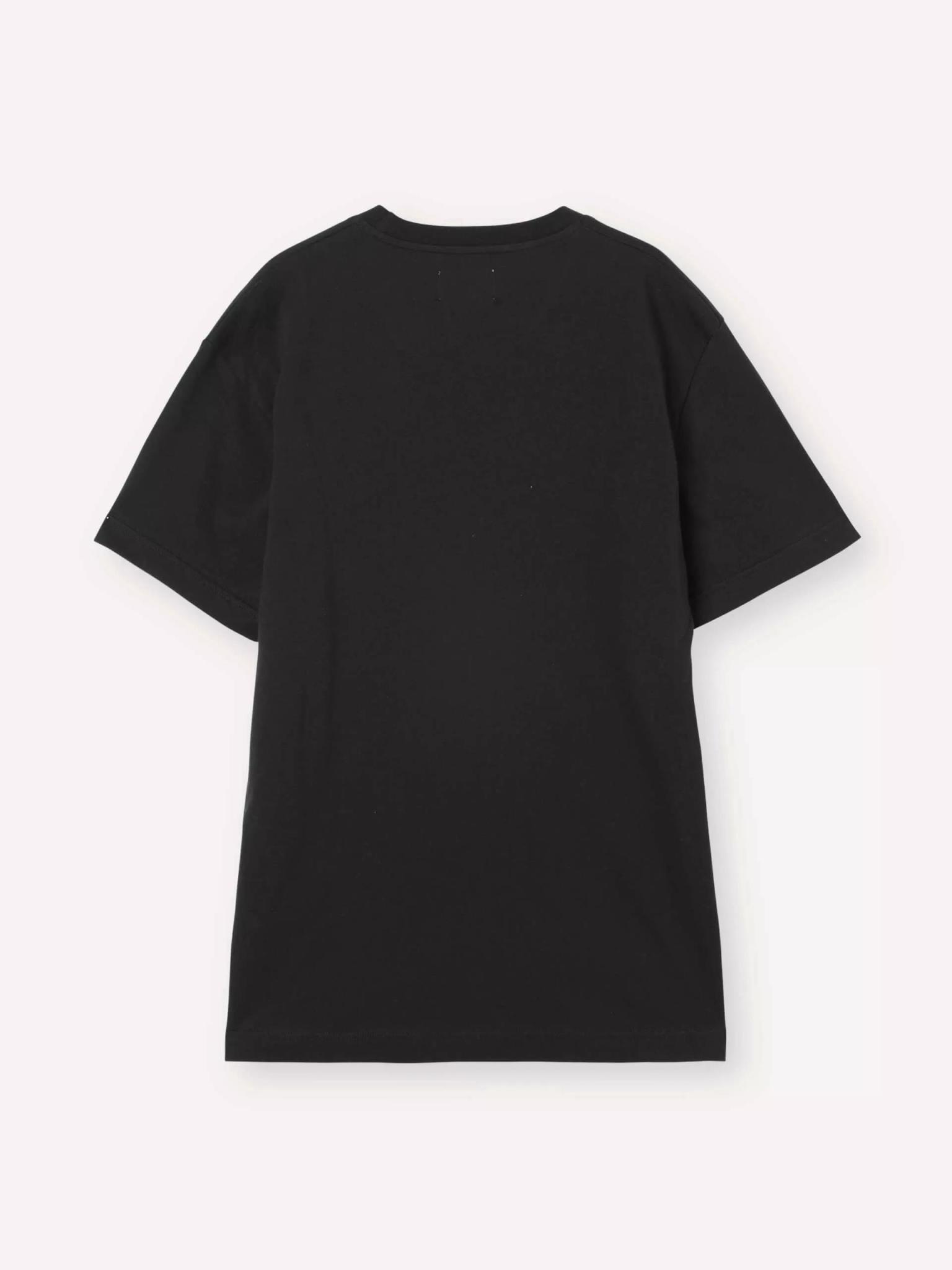 Beat Logo T-Shirt Black-2