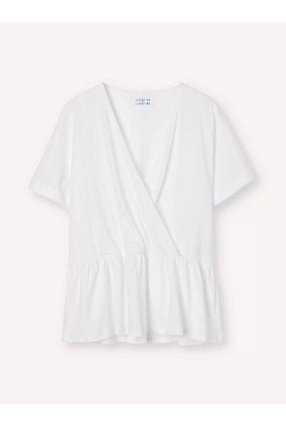 Grace Cotton Blouse White