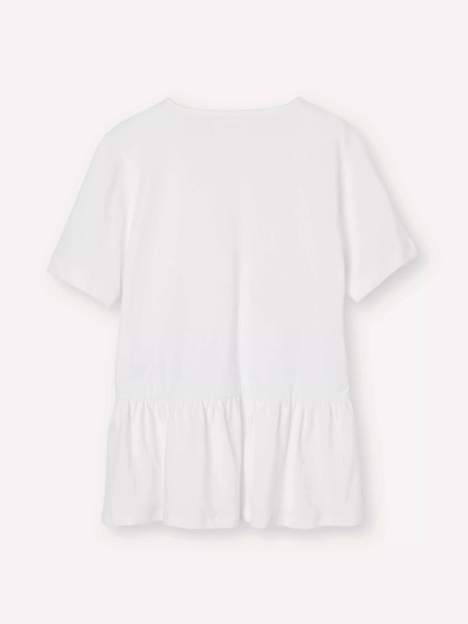 Grace Cotton Blouse White-2