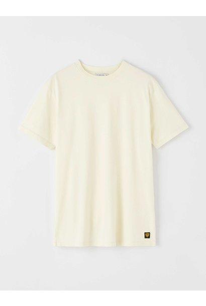 Fleek Cotton T-shirts Pale Yellow