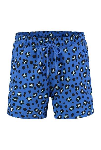 Jente Swimshort Blue