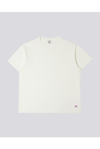 Maruva White T-Shirt 100% Japanese Cotton