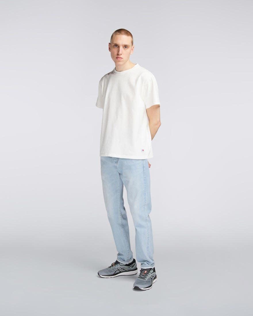Maruva wit T-shirt van 100% Japans katoen-2