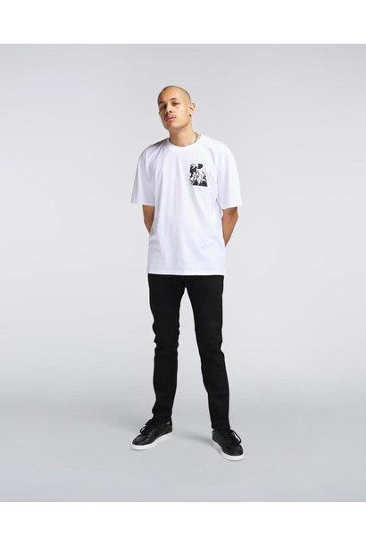 Apollo Thomas Warp Dream T-Shirt White