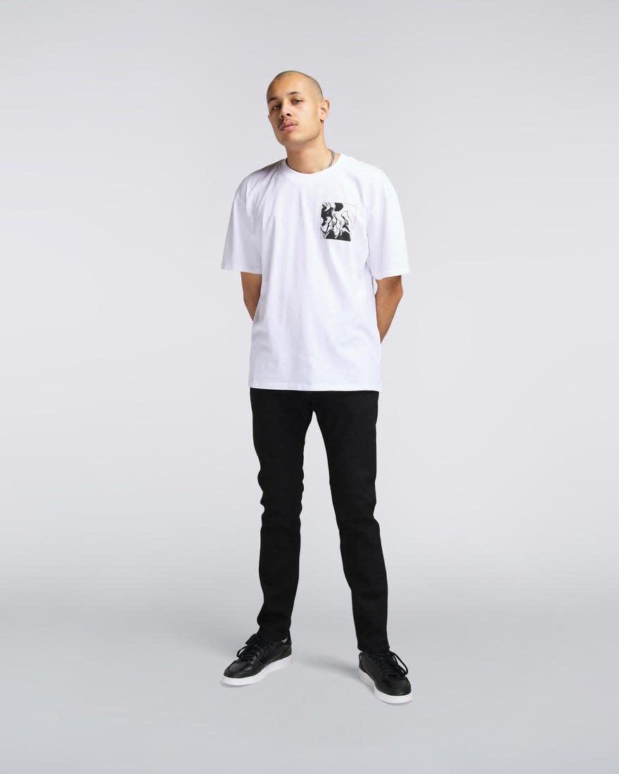 Apollo Thomas Warp Dream T-Shirt White-1