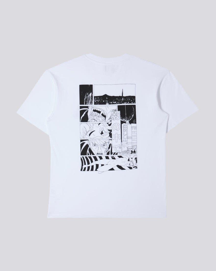Apollo Thomas Warp Dream T-Shirt White-2