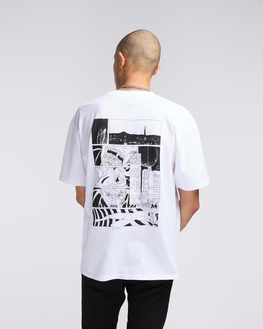 Apollo Thomas Warp Dream T-Shirt White-4