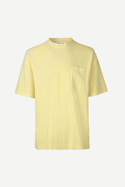 Ratan T-Shirt Ananas Slice Groen