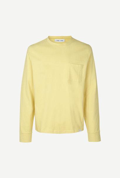 Arrie T-Shirt Pineapple Slice Green