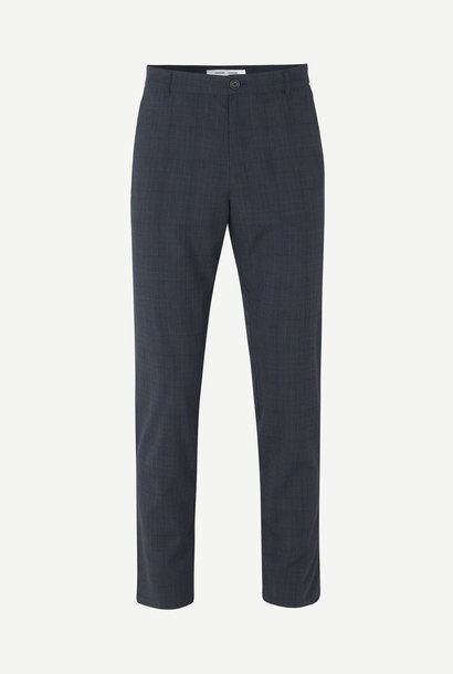 Frankie Trouser Blue Checker