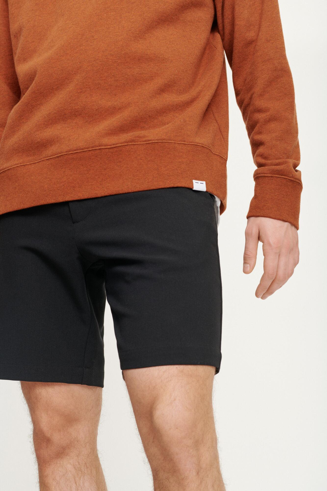 Smith Zomer Shorts Zwart-4