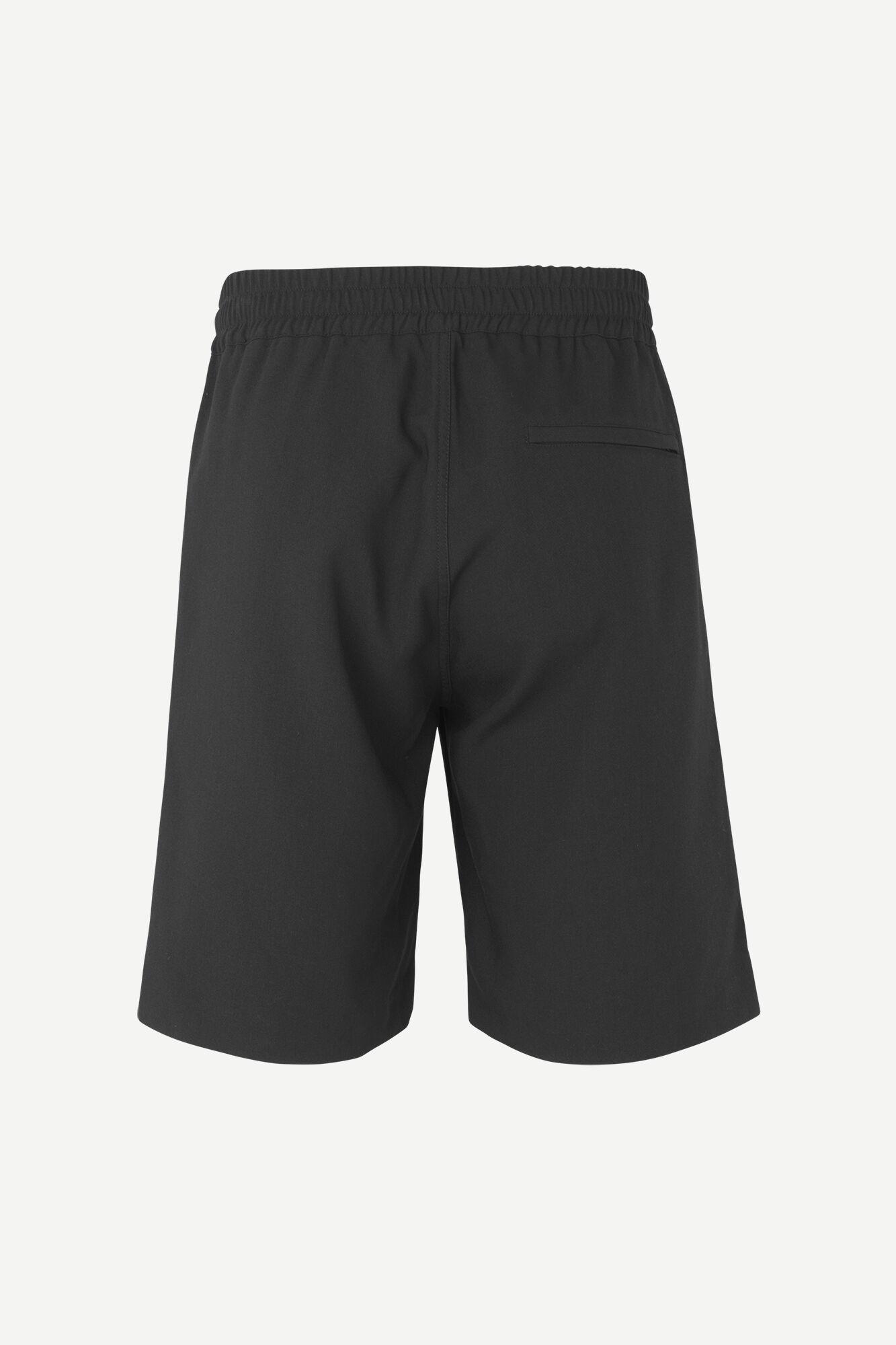 Smith Zomer Shorts Zwart-3
