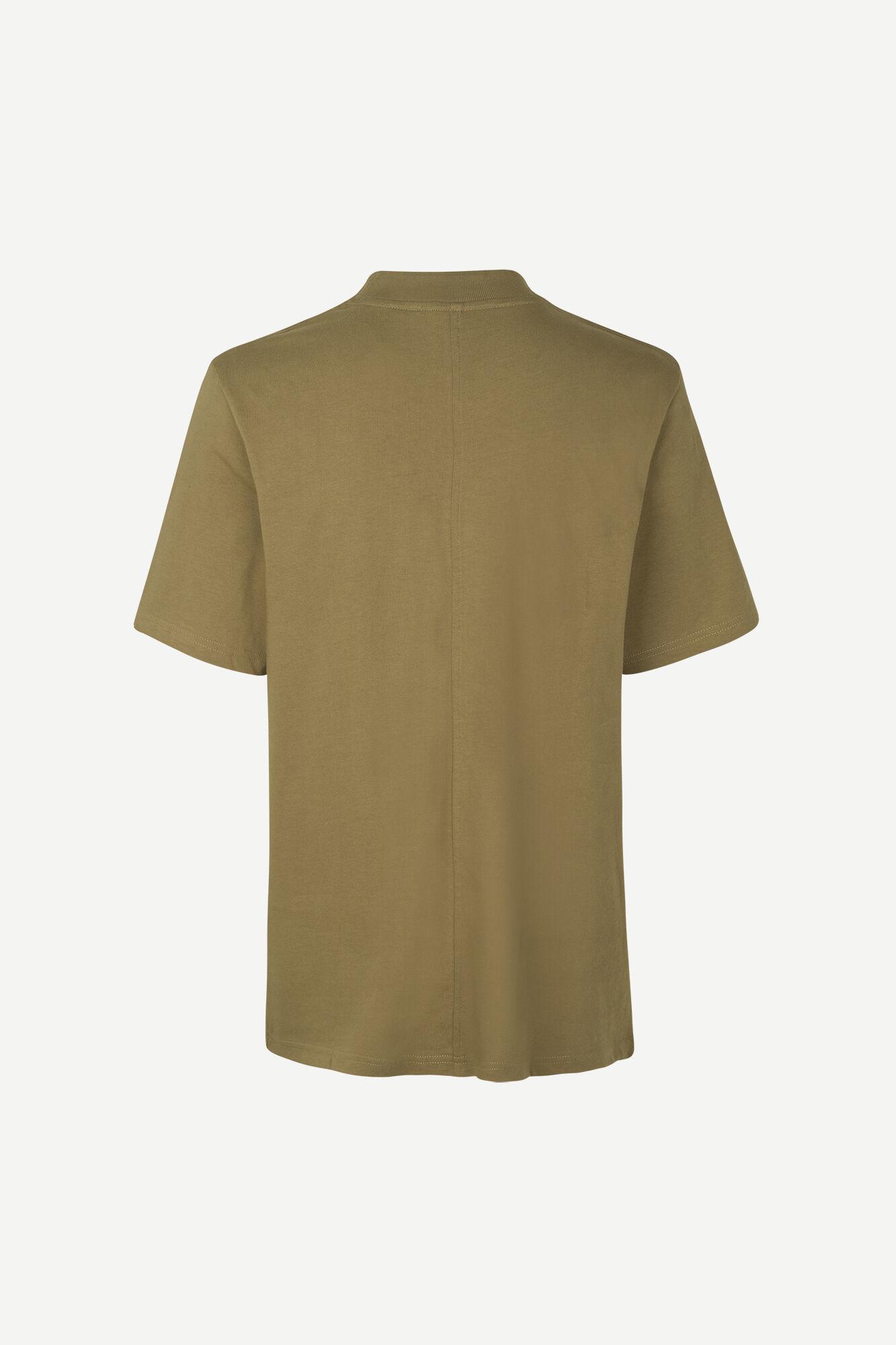Norsbro Box T-Shirt Gothic Olijfgroen-2