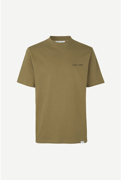 Norsbro Box T-Shirt Gothic Olive Green