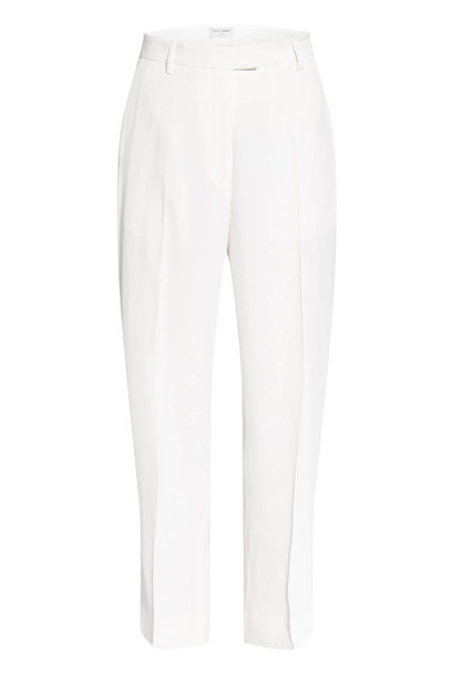 Thera C Wide Pants Pure White