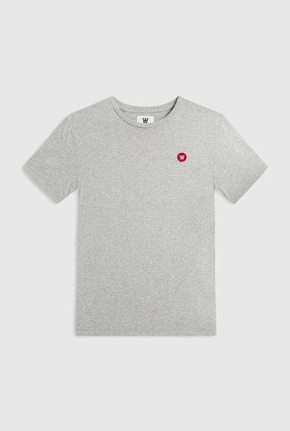 Ace Double A T-Shirt Grey Melange