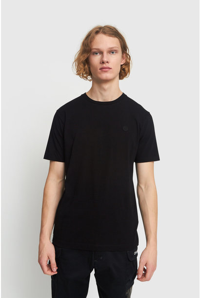Ace Double A T-Shirt Black Black