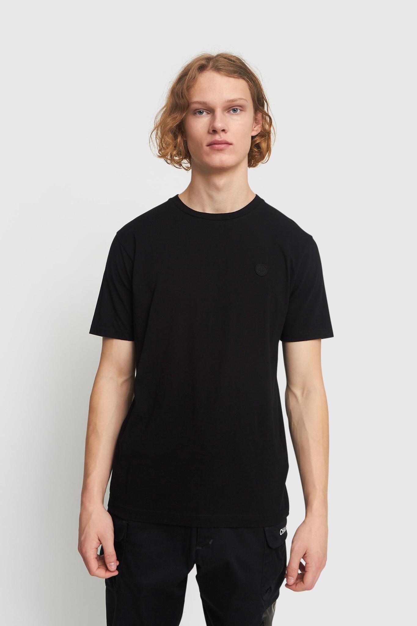 Ace Double A T-Shirt Zwart-1