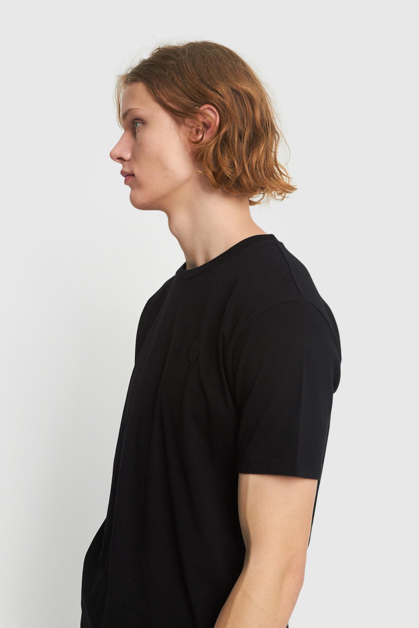 Ace Double A T-Shirt Zwart-3