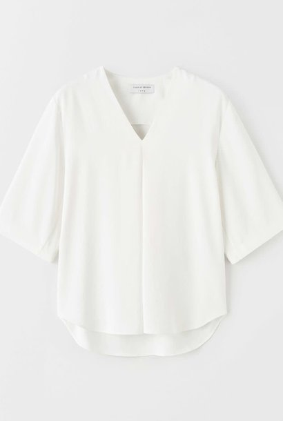 Akasia Blouse Pure White