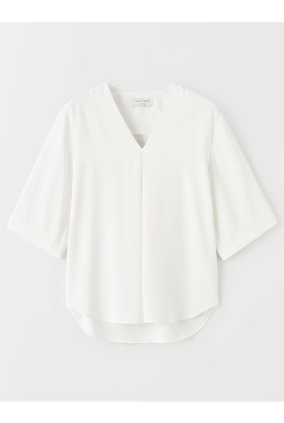Akasia Blouse Pure White