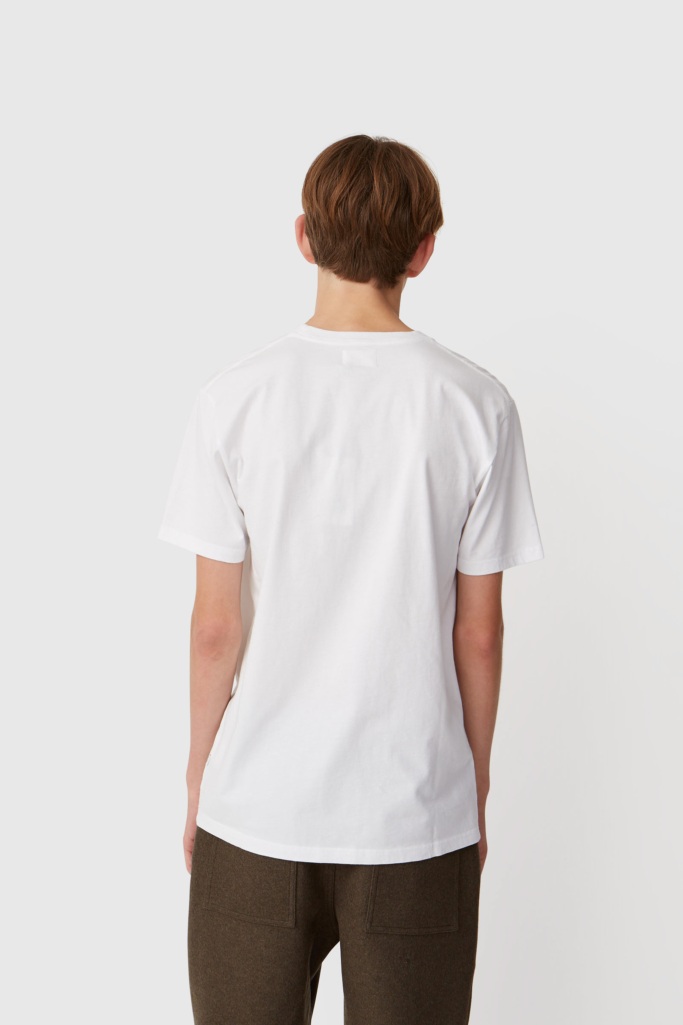 Tackle T-Shirt Bright White-3