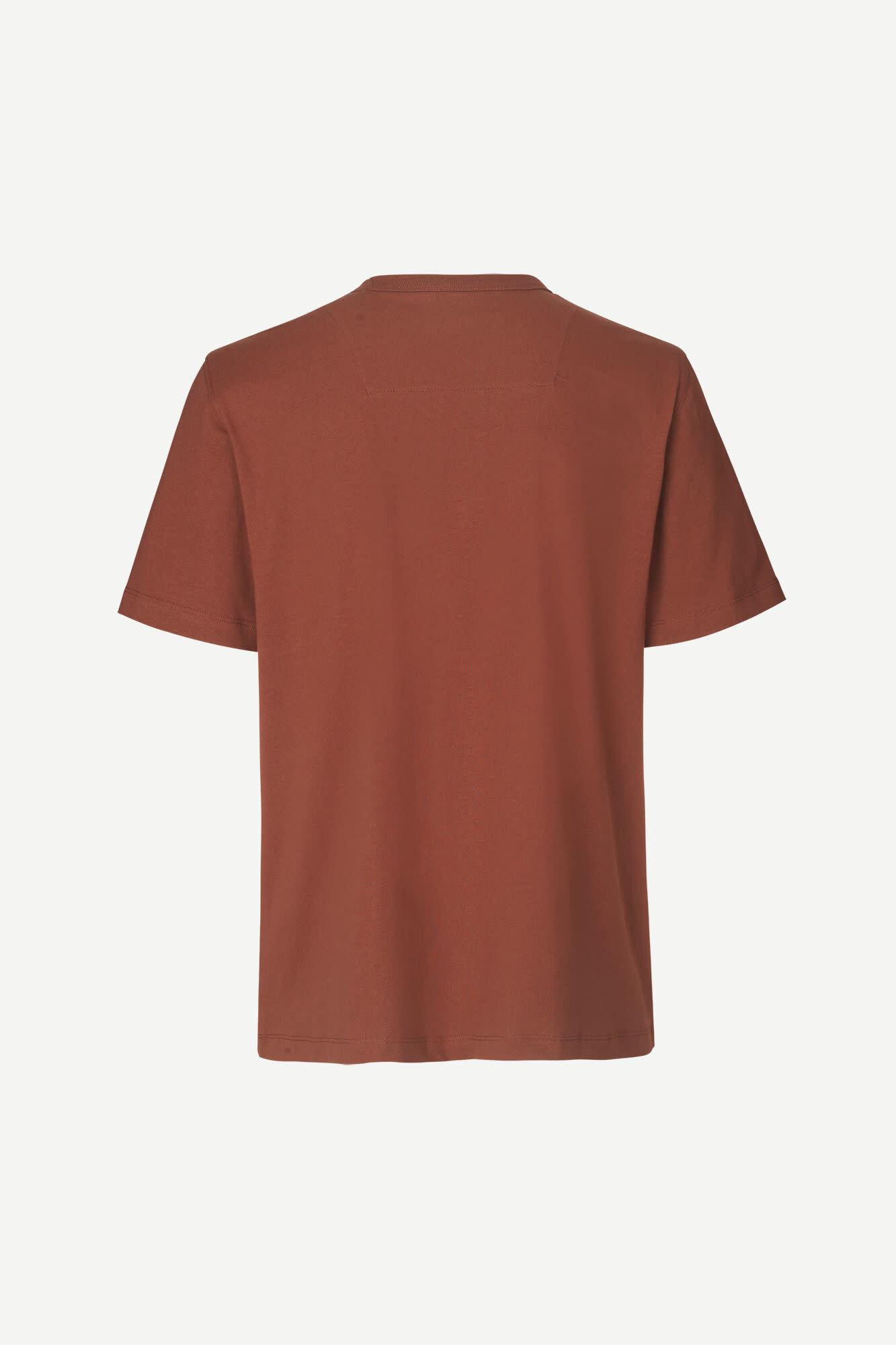 Hugo T-Shirt Cinnamon Brown 11415-2