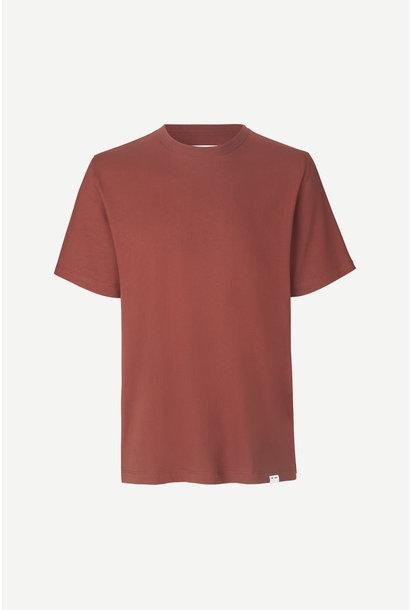 Hugo T-Shirt Cinnamon Brown
