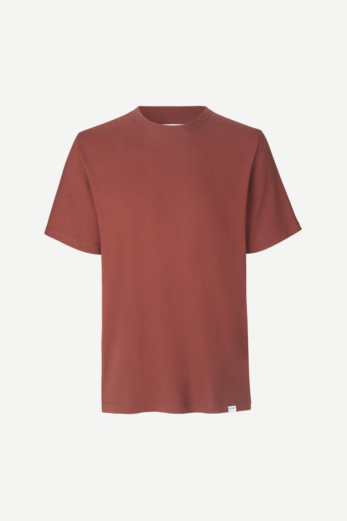 Hugo T-Shirt Cinnamon Brown 11415-1
