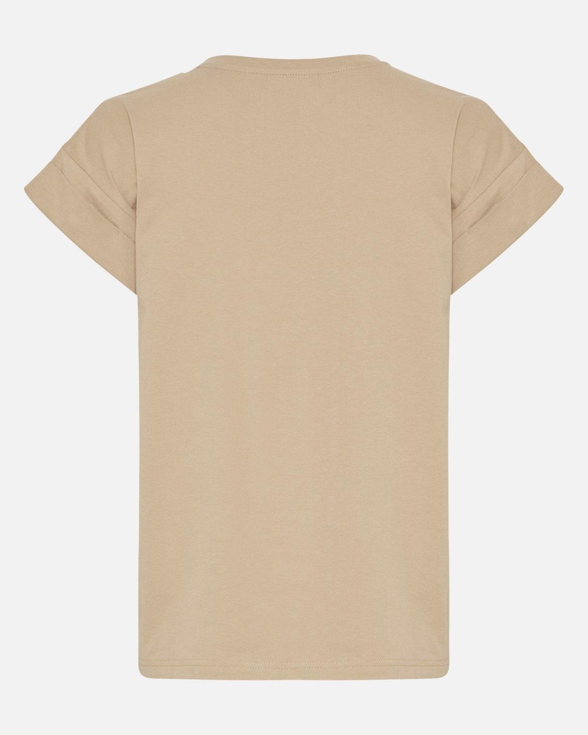 Alva T-shirt White Pepper-3