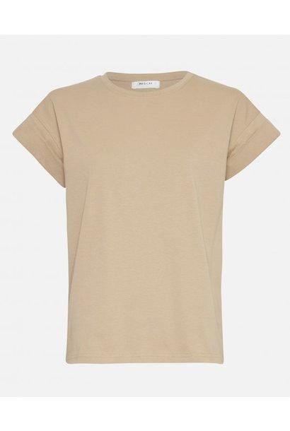 Alva T-shirt White Pepper